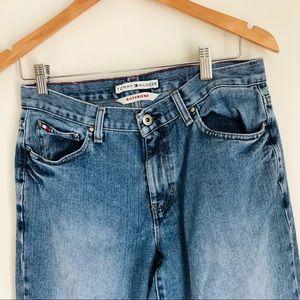 Tommy Hilfiger vintage mom jeans boyfriend